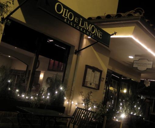 Olio e Limone Exterior